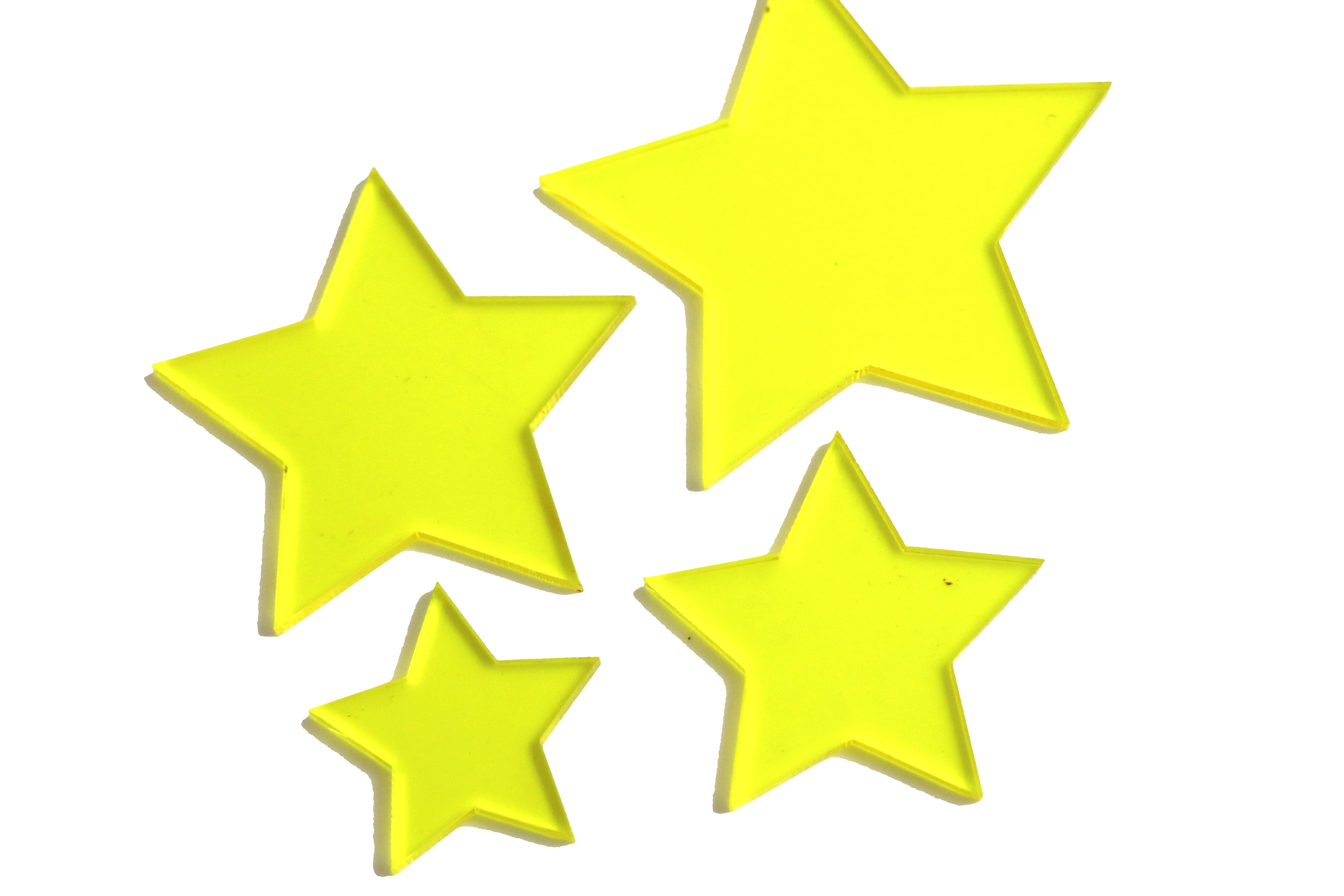 BR-Crafts Acrylic Stars
